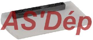 Lisseuse 60 PVC / Téflon  pour talocheuse et truelle mécanique vente en rhone alpes, isere, rhone, ain, maroc