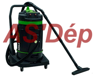 aspirateur eau et poussière 100 litres en pvc lyon, rhône-alpes