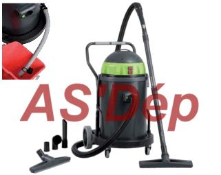 aspirateur eau et poussière 60 litre en pvc lyon, rhône-alpes